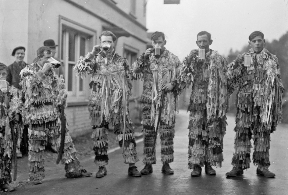 Long Parish Mummers